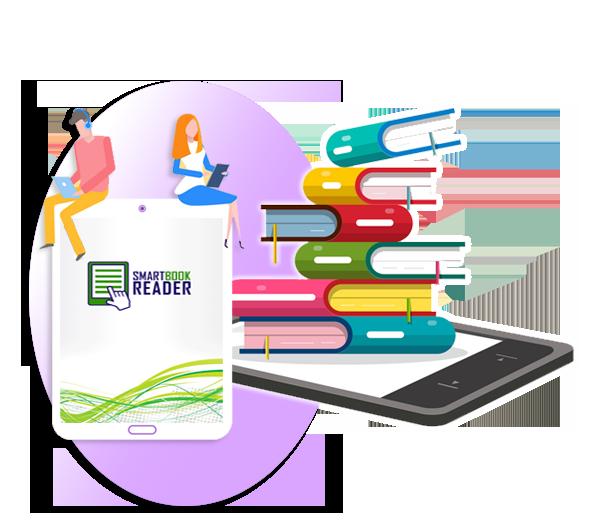 E Book, Smart Book Reader